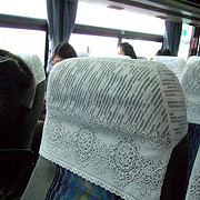 antimacassar