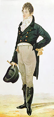 Beau Brummell