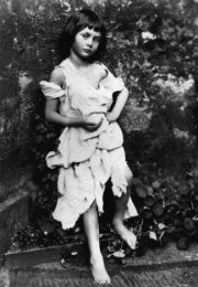 Alice Liddell, inspiration behind Alice's Adventures in Wonderland and Through the Looking-Glass