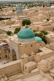 Necropolis of Pahlavan-Mahmud, Uzbekistan