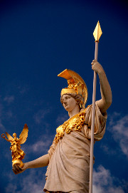 Pallas Athena, Vienna, Austria