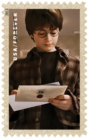 Harry Potter stamp