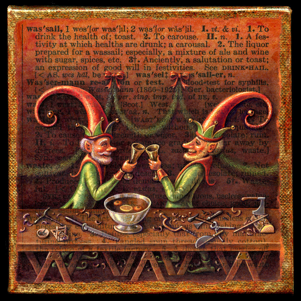 Word.A.Day --wassail