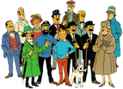 Who's Who of Tintin