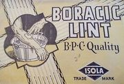 boracic