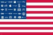 Corporate America flag