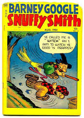 Barney Google and Snuffy Smith