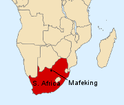 Mafeking, South Africa