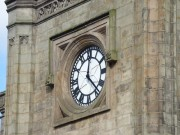 Shrewsbury clock
