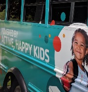 Powered by Active, Happy Kids